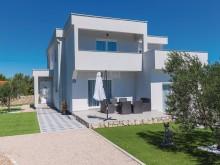 Moderní vila u Šibeniku