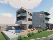 Moderní vila na Čiovu, Split