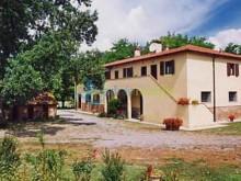 Dům s apartmány v Peccioli