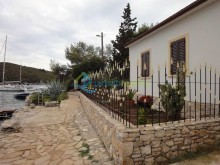 Dům na ostrově Šolta, Maslinica
