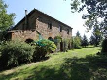 Kamenný dům v Guardistallo