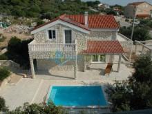Luxusní vila na ostrově Šolta, Maslinica