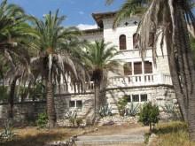 Vila na ostrově Hvar