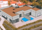 Vila a stavební pozemek na Korčule