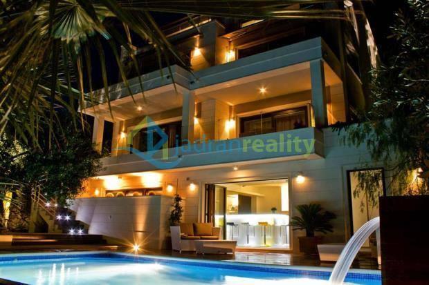 Luxusní vila u Trogiru