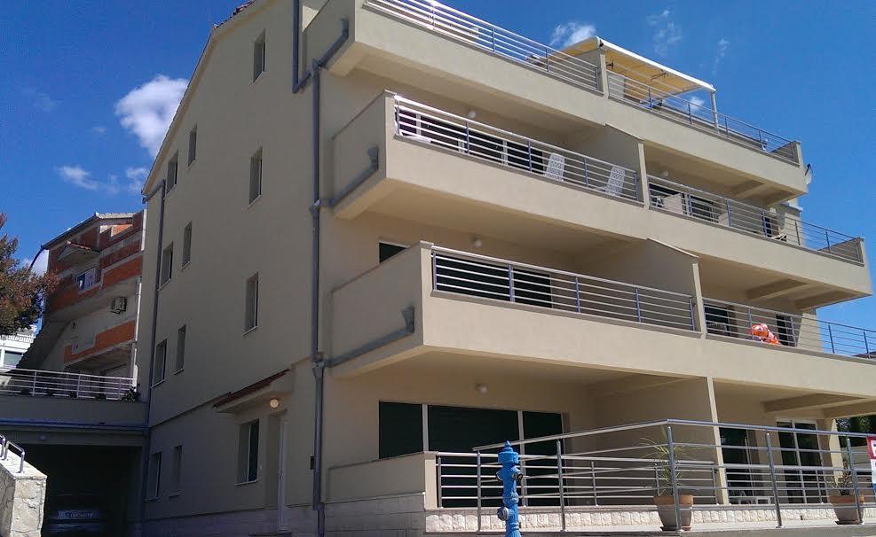 Apartmány na Čiovu, prodej nemovitostí, ubytování, Chorvatsko
