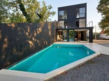 Moderní kamenná vila v Crikvenici