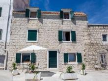 Zrekonstruovaný dům ve Splitu
